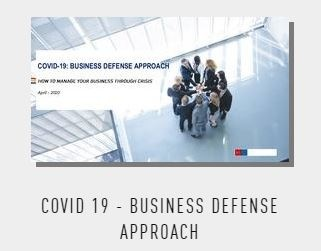 COVID-19: Business Defense Approach